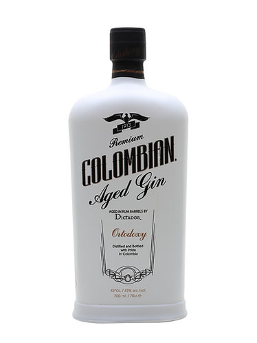 Dictador Ortodoxy Gin