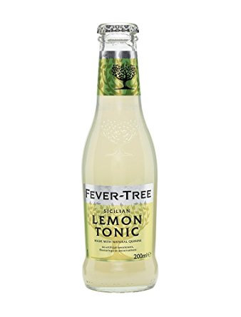 Fever Tree Sicillian Lemon Tonic Water