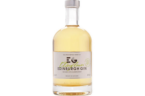 Edinburgh Gin Elderflower Liquor