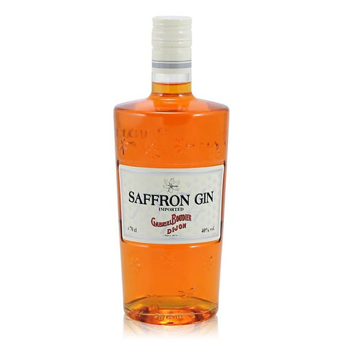 Saffron Gin