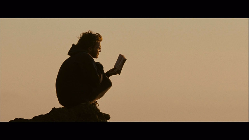 sunset movies reading into the wild actors emile hirsch sillhouette 1920x1080 wa