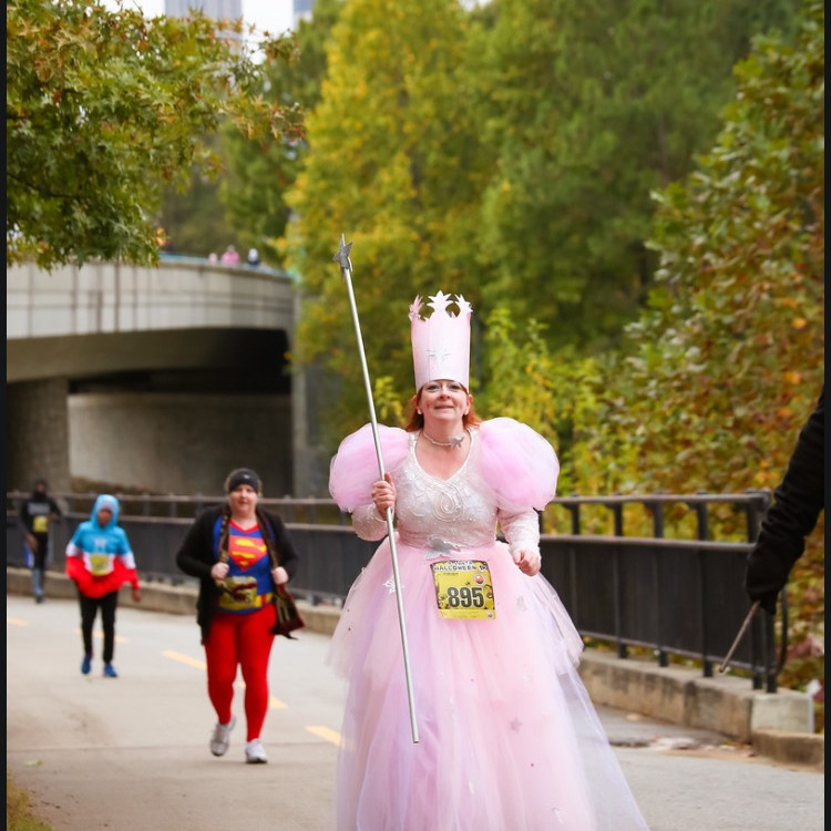Atlanta Halloween Half Marathon/5K