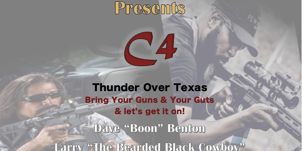 TX | Close Quarter Combat Carbine Course