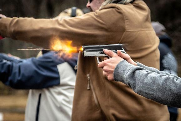 Beginners - 101  Tactical Pistol Handgun