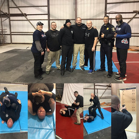 Training, Police