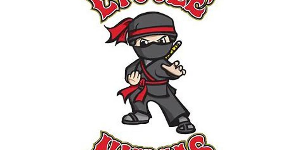 Little Ninjas Introduction Class