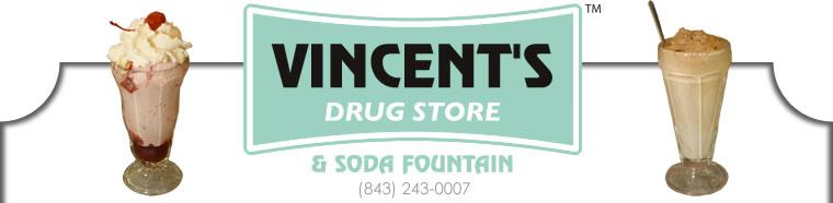 Vincent's Drug Store