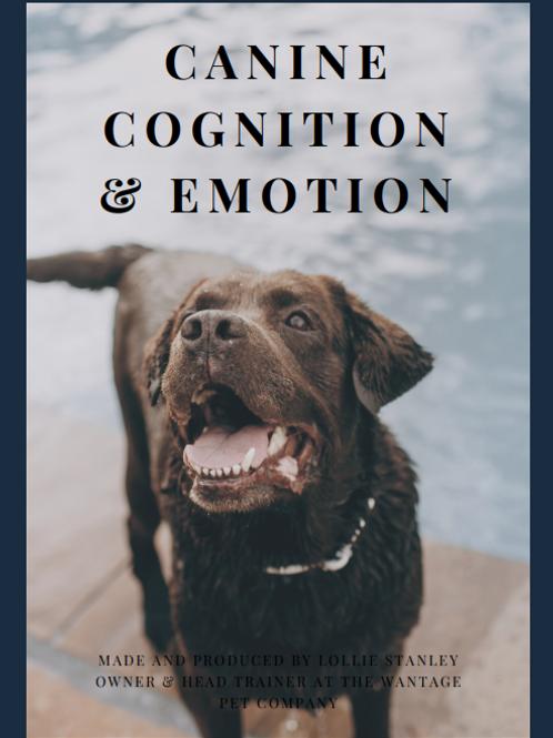 Canine Cognition & Emotion
