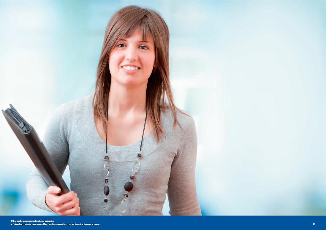 Photo rapport annuel corporate