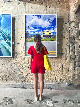 Exposition à Arles