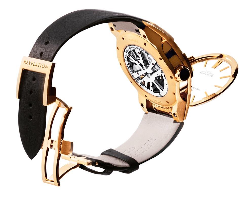 Photo horlogerie, montre