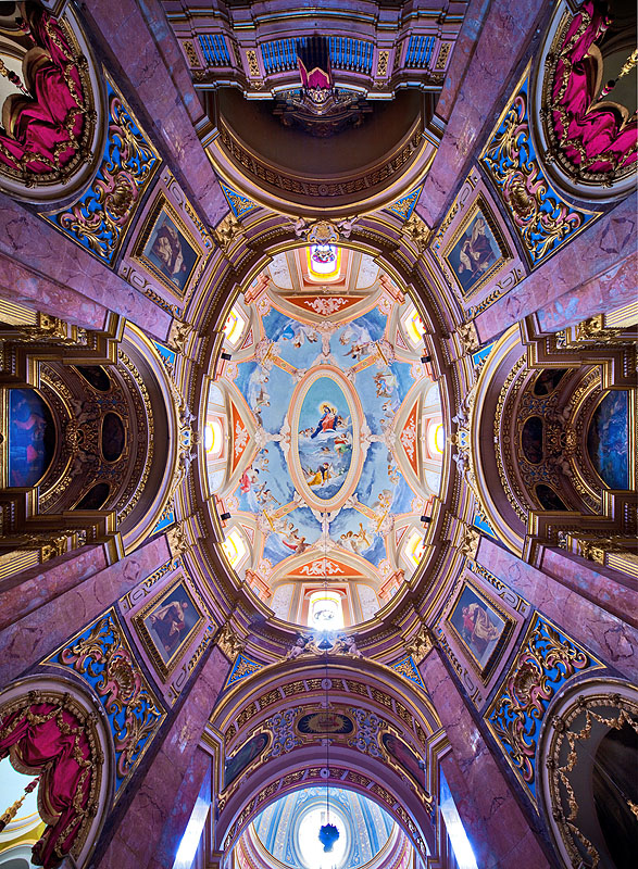 architecture cathédrale religieuse