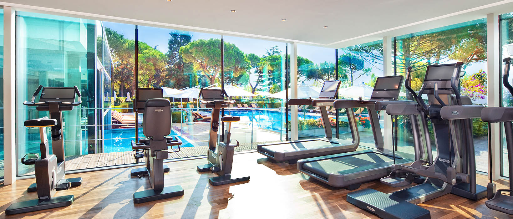fitness hotel