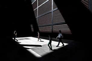 Sous le soleil - Madrid