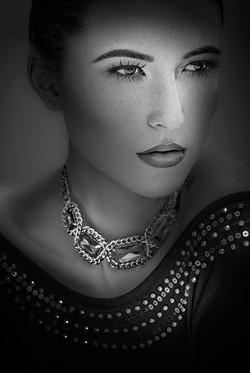 Photo mode Fashion portrait