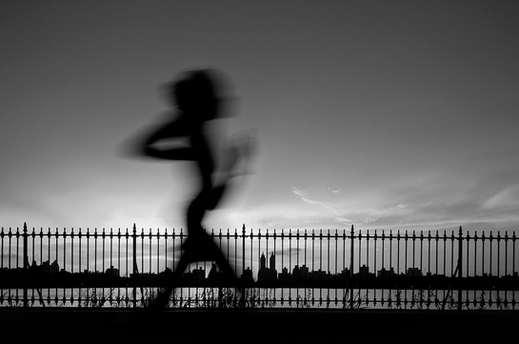 Course à Central Park