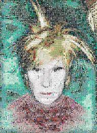 Portrait de Andy Warhol