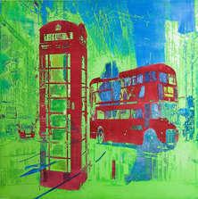 Estampe London