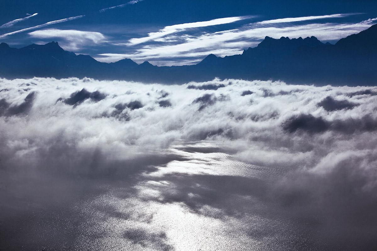 Photographie aérienne drone helico