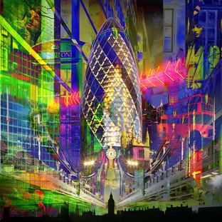 Londres - The Gherkin