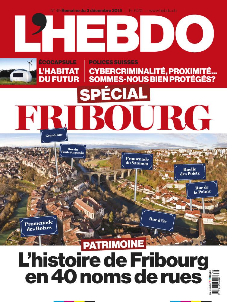 Couverture Hebdo