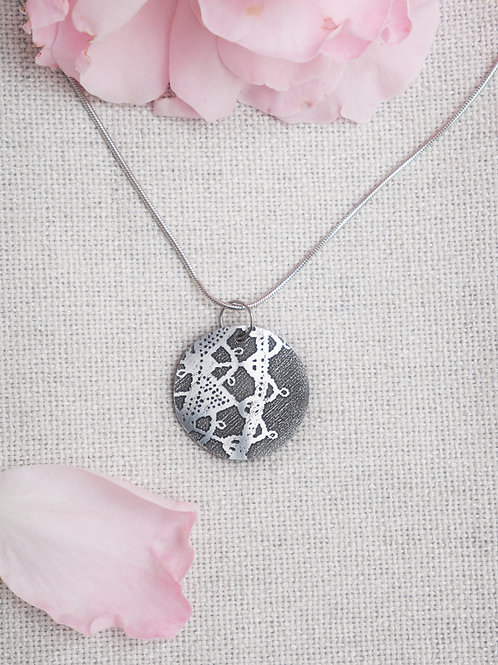 Mini Token Necklace