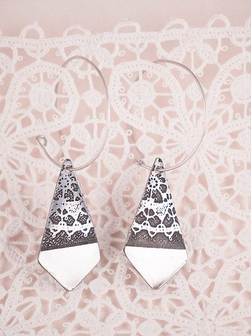Lace Bits Earrings