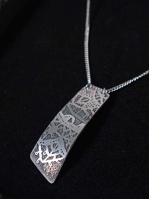 Tag For Lace Necklace