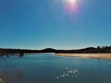 Exploring Red Rock, Australia