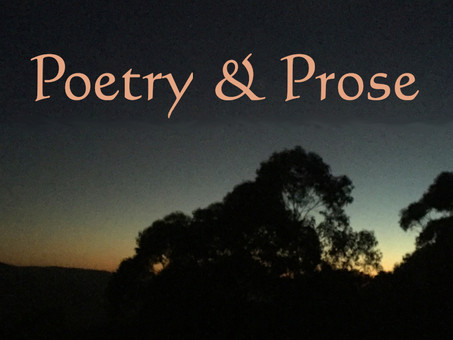 Poetry & Prose