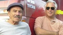Antônio Fagundes e Stênio Garcia