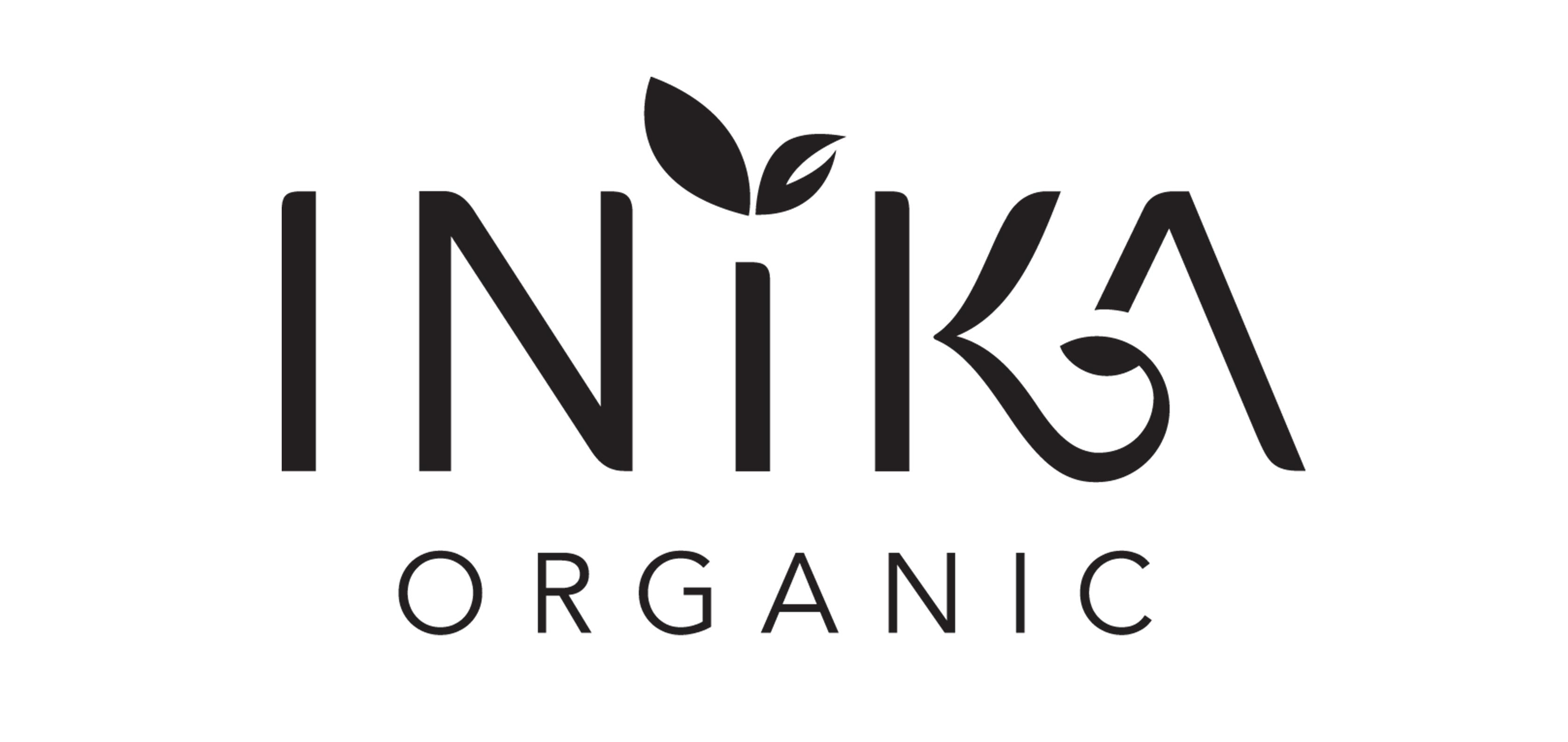 INIKA Organic Logo Black