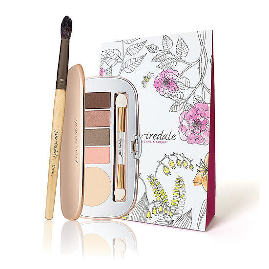 Naturally Matte Eyeshadow Kit Gift Set