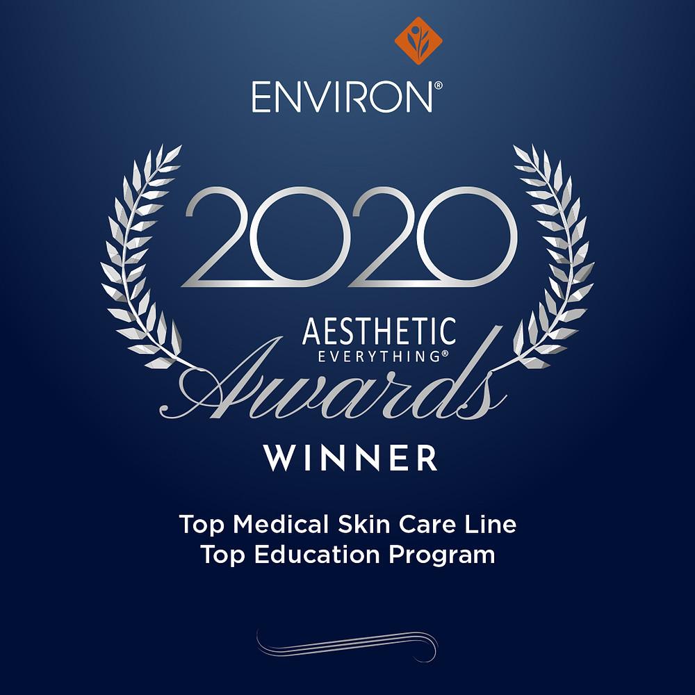 Aesthetic Everything Award 2020