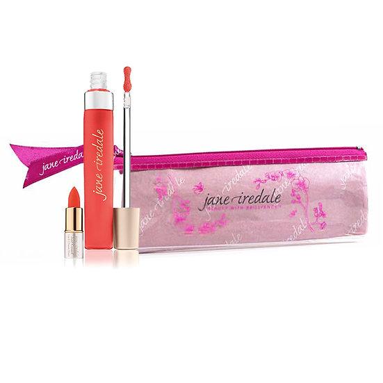 Spiced Peach Lip Gloss Kit