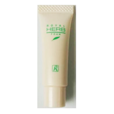 ROYAL HERB RICH FOAM TREATMENT CLEANSER SAMPLE