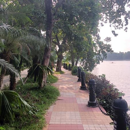Kolkata's Morning Song