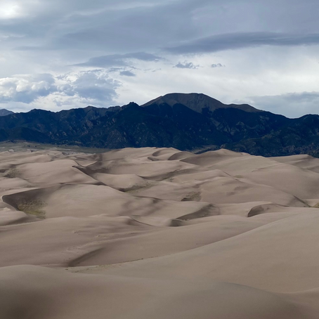 RT: A Tryst With Death: Mother Nature in the Great Sand Dunes National Park