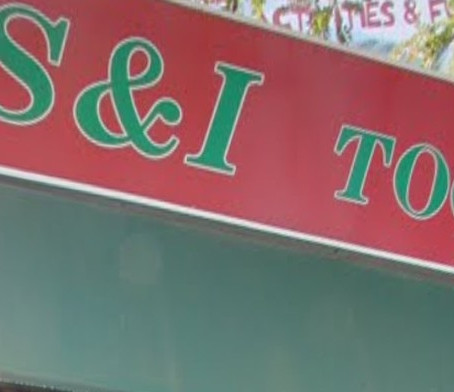 As Found in Allston, MA - S&I Thai