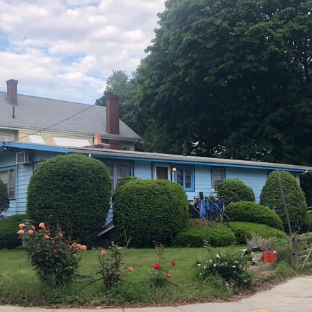 Blue House on Corey Road Pt. 2 - Summer 2019