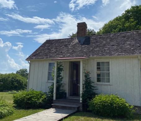 RT: West Through Dwindled Prairie-lands; Herbert Hoover; Finding Wattles and Buffett in Omaha, NE