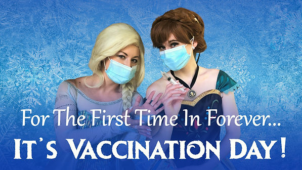 For The First Time In Forever - Vaccinat