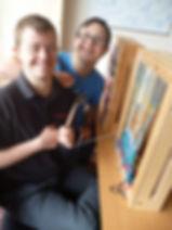 Chris & Rob weaving.jpg
