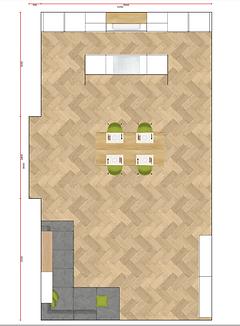 Appartamento pianta 2D