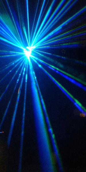 Lichtkonzept für Veranstaltungen