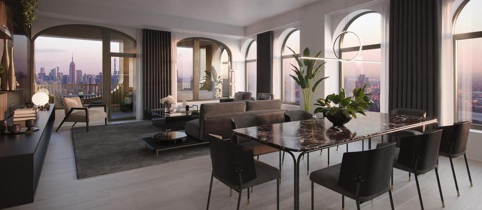 Aston Martin crea apartamentos en Nueva York