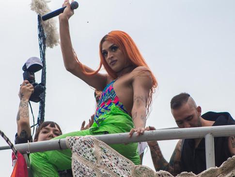 22ª Parada do Orgulho LGTI de Copacabana