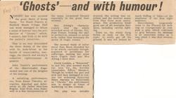 Harlow Gazette Review