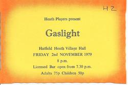 Heath Players Gaslight