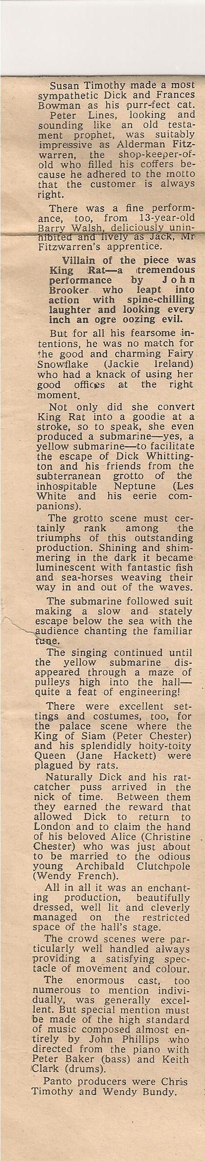 Harlow Gazette Review (2)